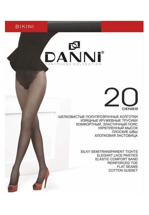 Danni Bikini 20 Den Կանացի Զուգագուլպա