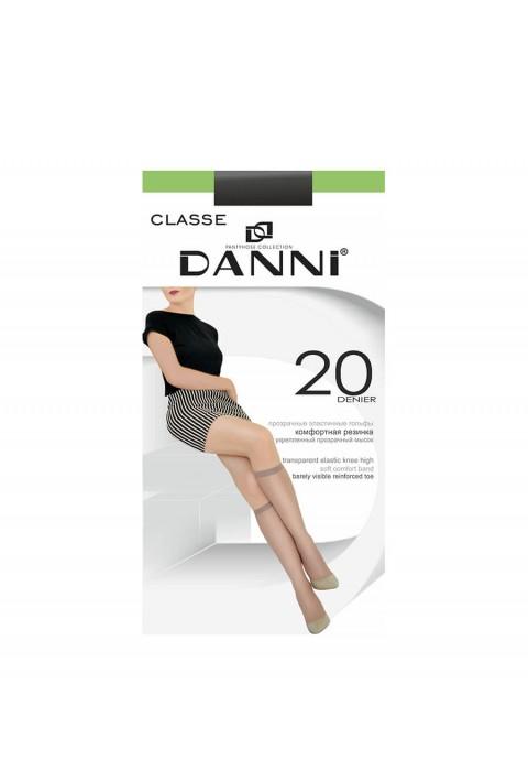 Danni Classe Knee-High 20 Den Կանացի կիսագուլպա