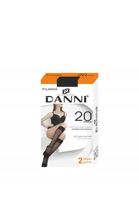 Danni Filanka Knee-High 20 Den Կանացի Կիսագուլպա
