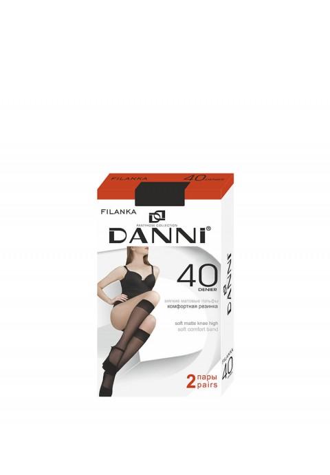 Danni Filanka Knee-High 40 Den Կանացի Կիսագուլպա