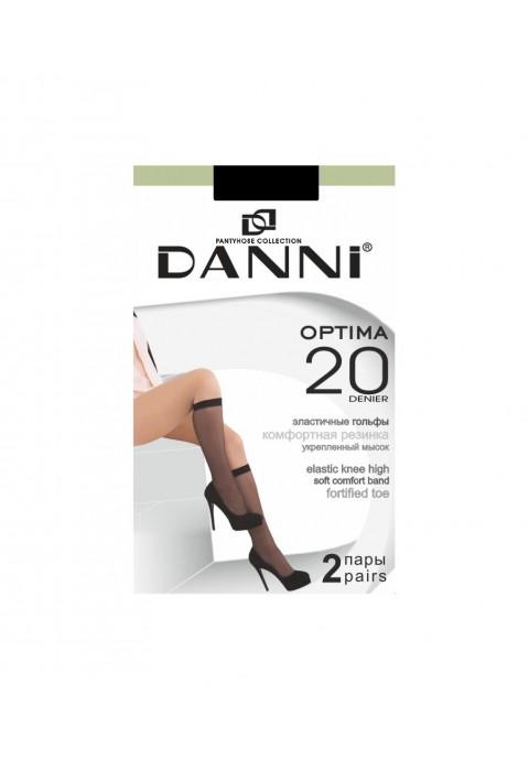 Danni Optima Knee-High 20 Den Կանացի Կիսագուլպա