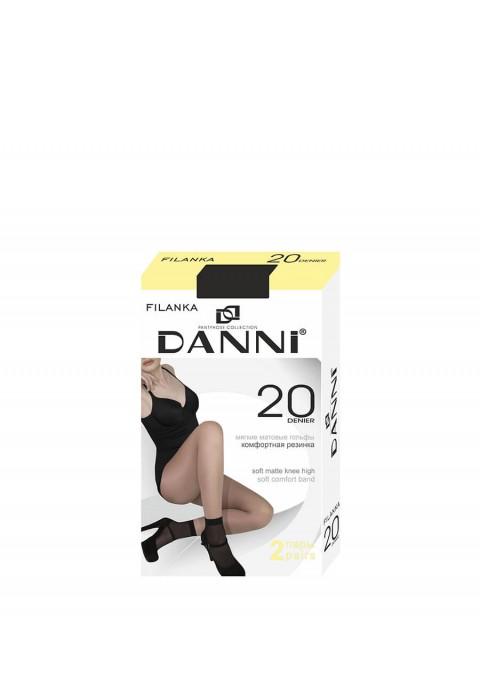 Danni Filanka Socks 20 Den Կանացի պոլիամիդե գուլպա