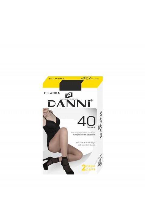 Danni Filanka Socks 40 Den Կանացի պոլիամիդե գուլպա