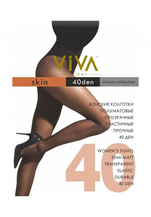 Viva Skin 40 Den Կանացի զուգագուլպա