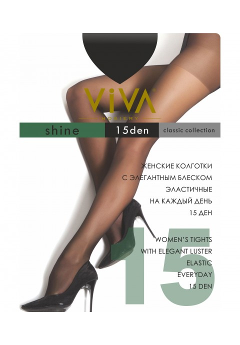 Viva Shine 15 Den Կանացի Զուգագուլպա