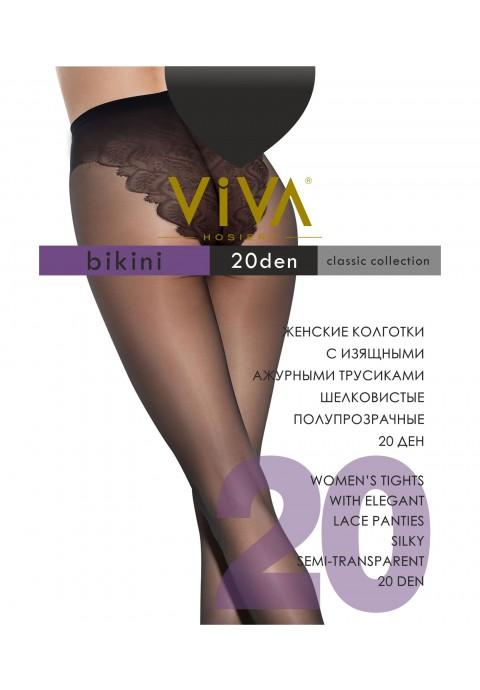 Viva Bikini 20 Den Կանացի զուգագուլպա