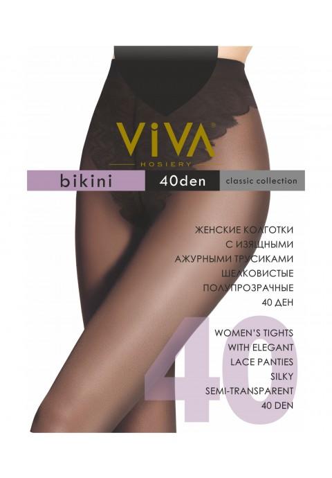 Viva Bikini 40 Den Կանացի զուգագուլպա