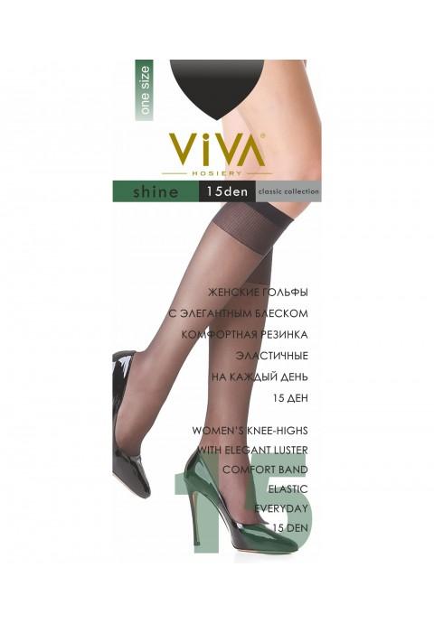 Viva Shine 15 Den Կանացի կիսագուլպա