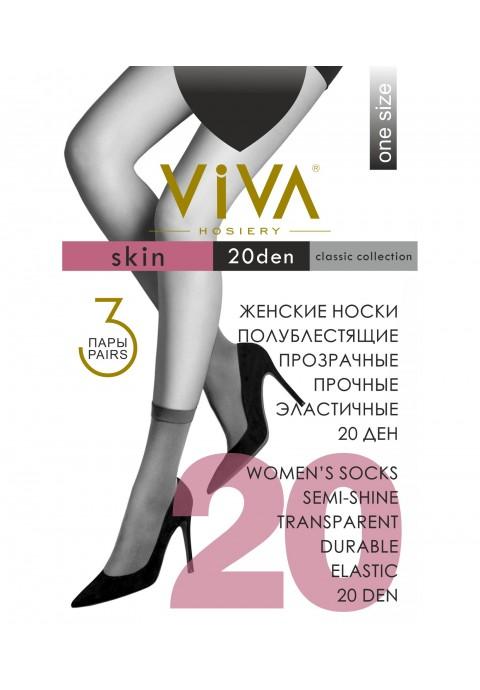 Viva Skin 20 Den Կանացի գուլպա պոլիամիդե