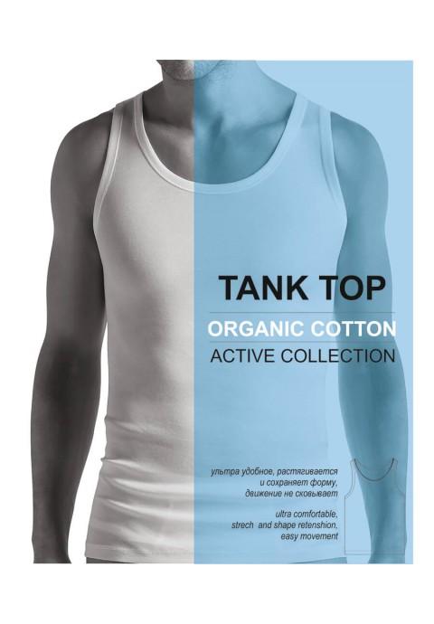 Danni Tank-Top Organic Cotton Տղամարդու ներքնաշապիկ