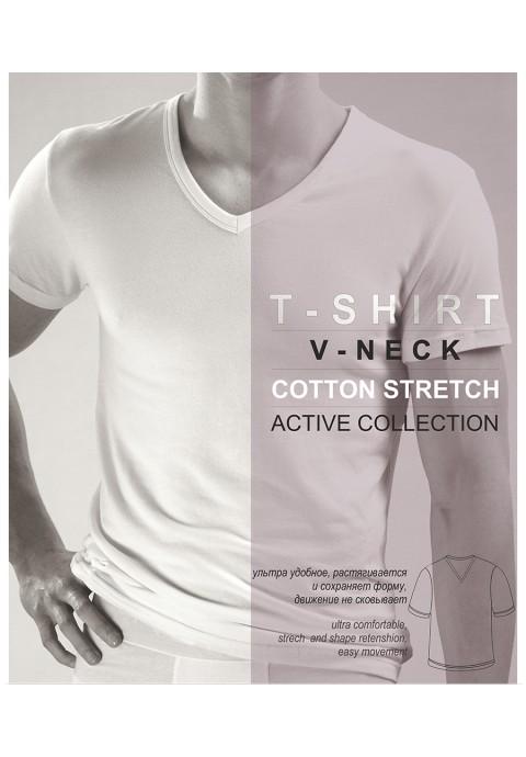 Danni T-Shirt V-Neck Տղամարդու ներքնաշապիկ