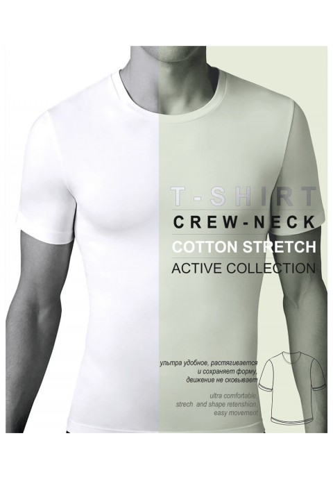 Danni T-Shirt Crew-Neck Տղամարդու ներքնաշապիկ
