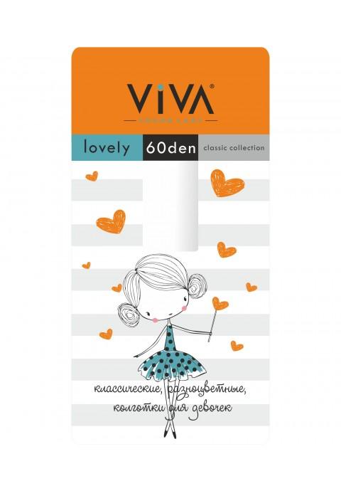Viva Lovely 60 Den Մանկական զուգագուլպա