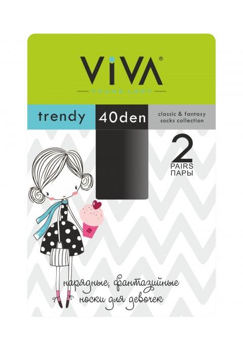 Viva Trendy 40 Den Մանկական գուլպա