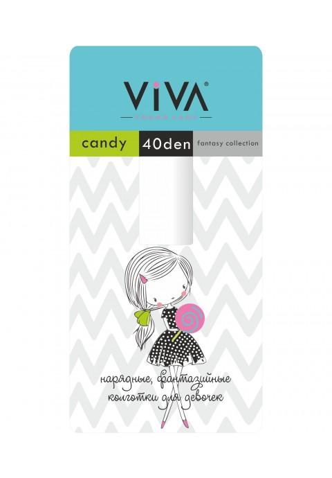 Viva Candy 40 Den Մանկական զուգագուլպա