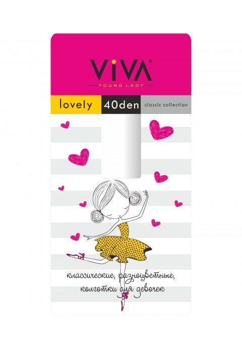 Viva Lovely 40 Den Մանկական զուգագուլպա
