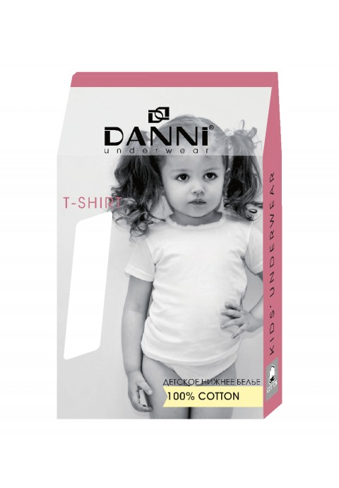 Danni T-Shirt Арт-DUTS1-G Մանկական Ներքնաշապիկ
