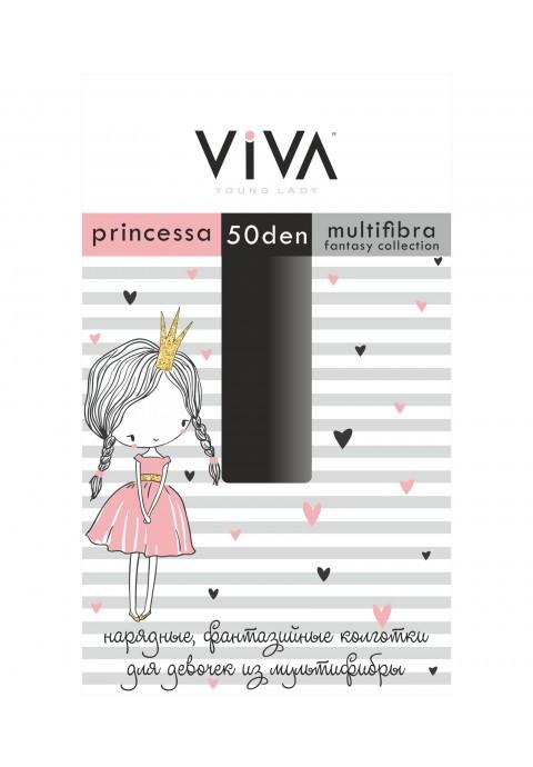 Viva Princessa 50 Den Մանկական զուգագուլպա / Ռոմբ